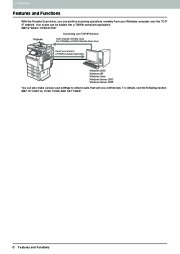 Toshiba E-Studio 5520C 6520C 6530C FC 2330C 2820C 2830C 3520C 3530C DP Remote Scan Driver Manual page 8
