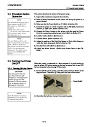 Toshiba TEC B-SV4T-GS10-QM Label Printer Owners Manual page 11
