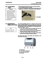 Toshiba TEC B-SV4T-GS10-QM Label Printer Owners Manual page 12