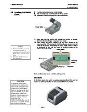 Toshiba TEC B-SV4T-GS10-QM Label Printer Owners Manual page 15