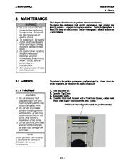 Toshiba TEC B-SV4T-GS10-QM Label Printer Owners Manual page 21