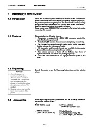 Toshiba TEC B-SV4T-GS10-QM Label Printer Owners Manual page 6