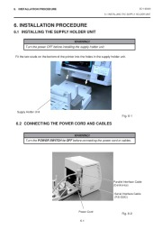 Toshiba TEC B-450-QQ Printer Owners Manual page 11