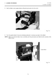 Toshiba TEC B-450-QQ Printer Owners Manual page 13