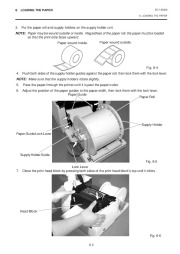 Toshiba TEC B-450-QQ Printer Owners Manual page 15