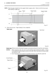 Toshiba TEC B-450-QQ Printer Owners Manual page 16