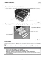 Toshiba TEC B-450-QQ Printer Owners Manual page 20