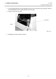 Toshiba TEC B-450-QQ Printer Owners Manual page 22