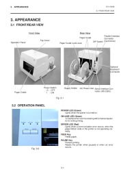 Toshiba TEC B-450-QQ Printer Owners Manual page 8
