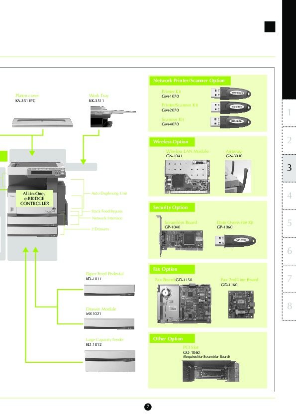 Toshiba estudio 166 User manual